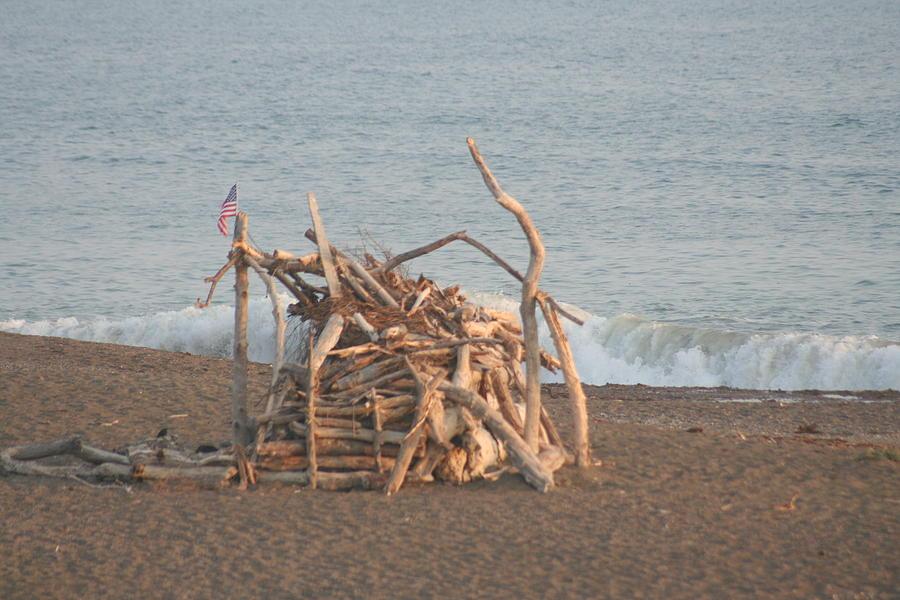Beach House Photograph - Beach House by Amy Holmes