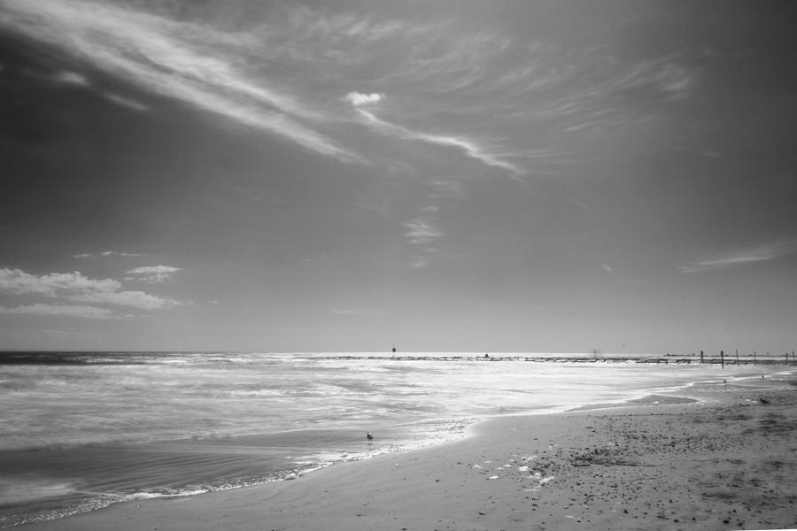 Galveston Photograph - Beach by John Gusky