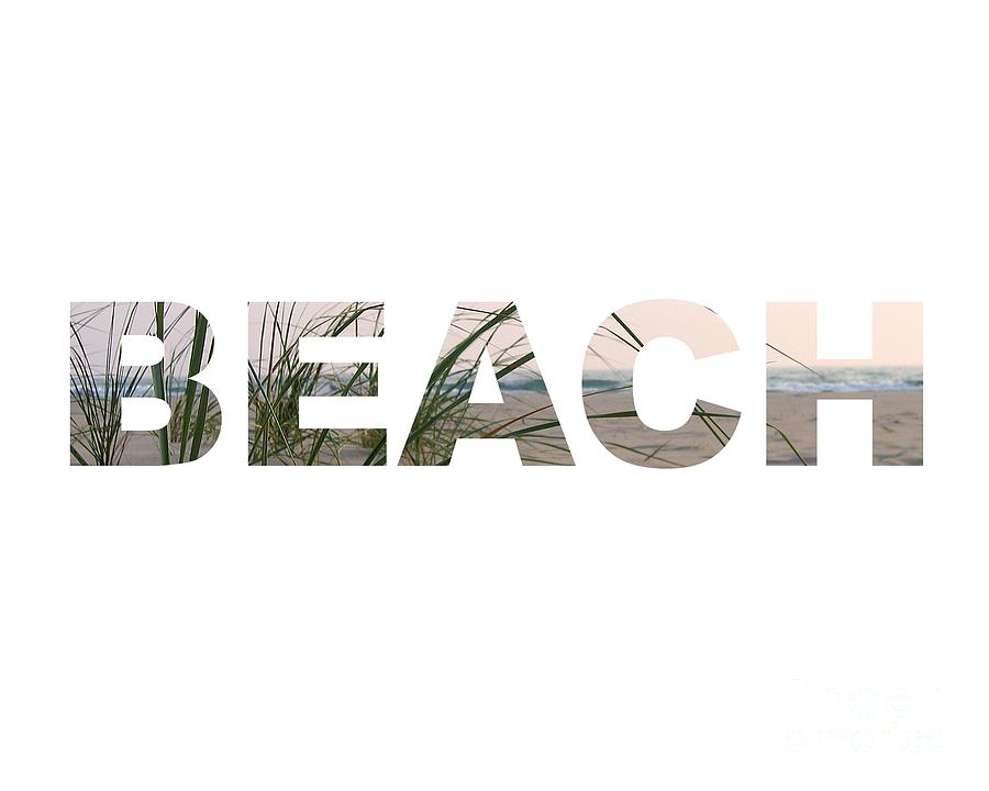 Beach by Laura Kinker