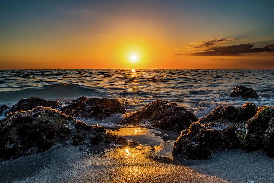 Florida Photograph - Beach Life by Don Miller