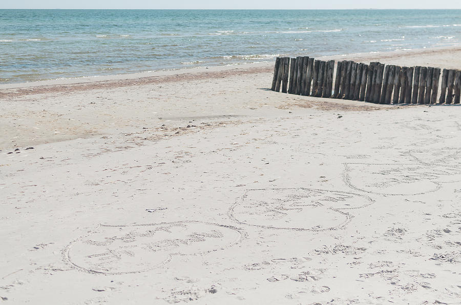 Beach Love Photograph