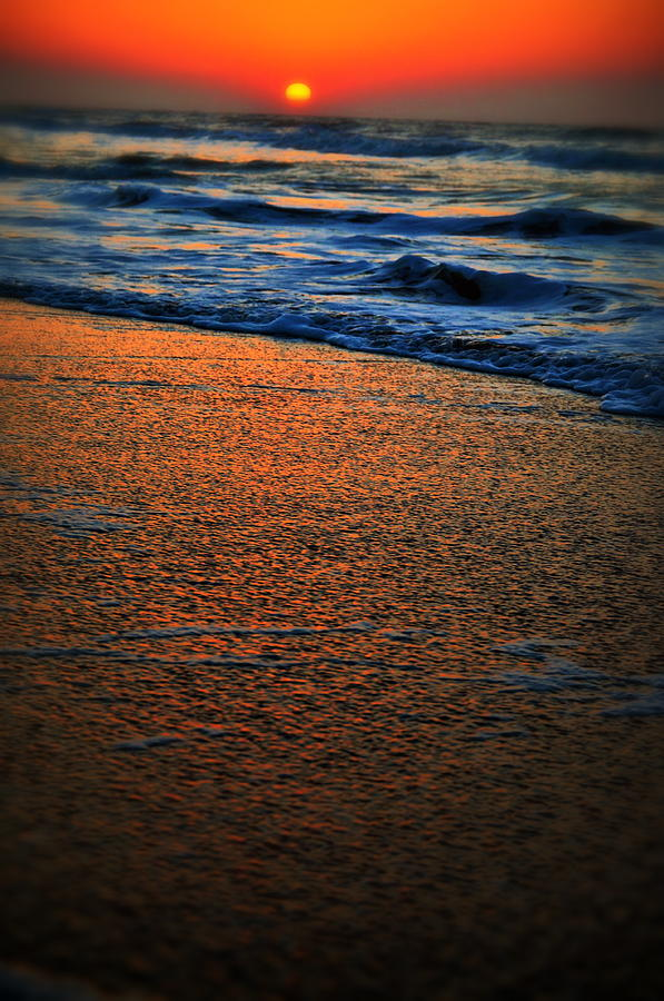 Ocean Photograph - Beach Of Dreams by Emily Stauring