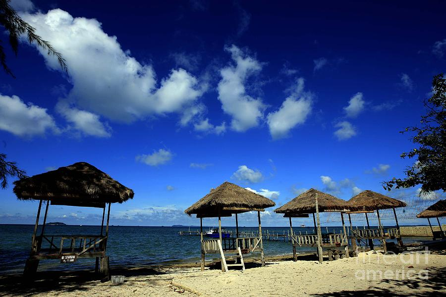 Bintan Photograph - Beach On Bintan by Yuli Seperi