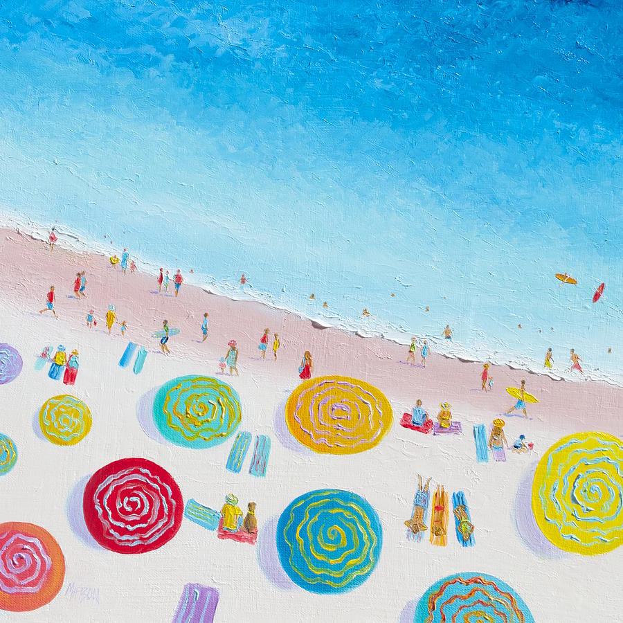 Beach Painting - Beach Bliss Painting