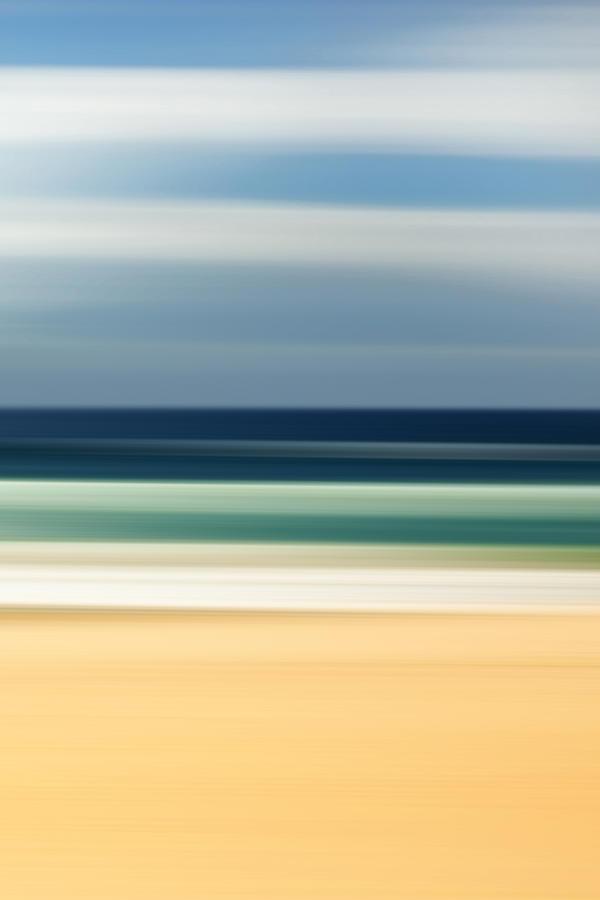 Beach Pastels Photograph