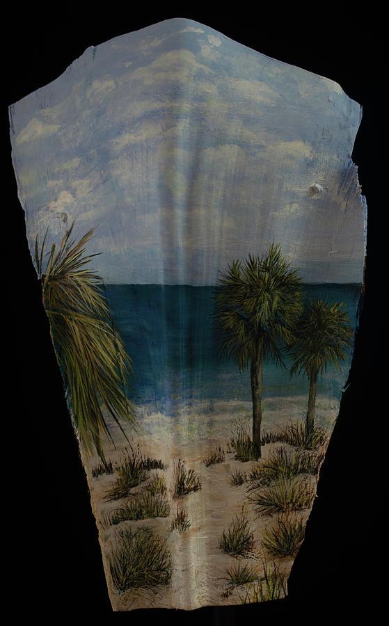 Beach Path by Nancy Lauby