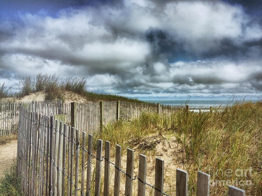 Beach Path by Waverley Manson