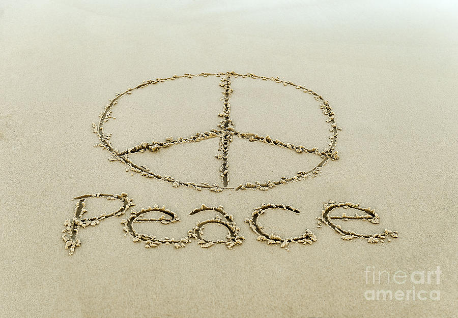 Beach Photograph - Beach Peace by John Greim