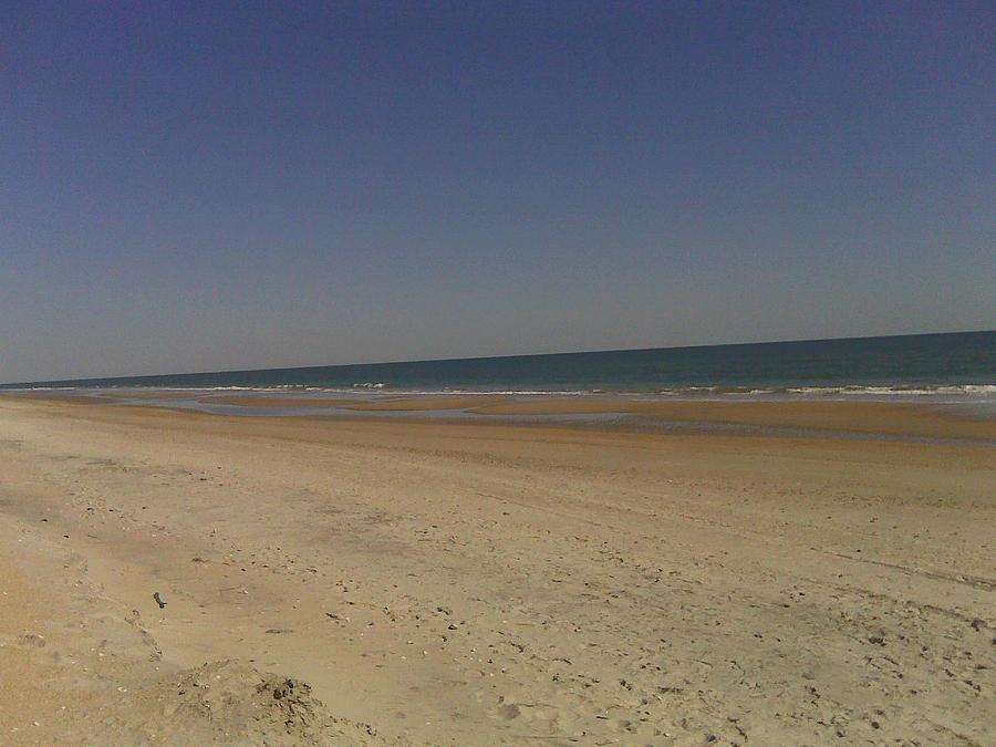 Beach Scenes Photograph - Beach Solitutde by Al Smith