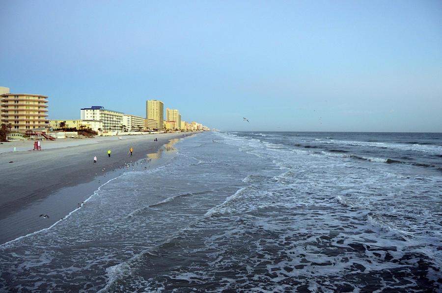 Beach Sunrise Photograph