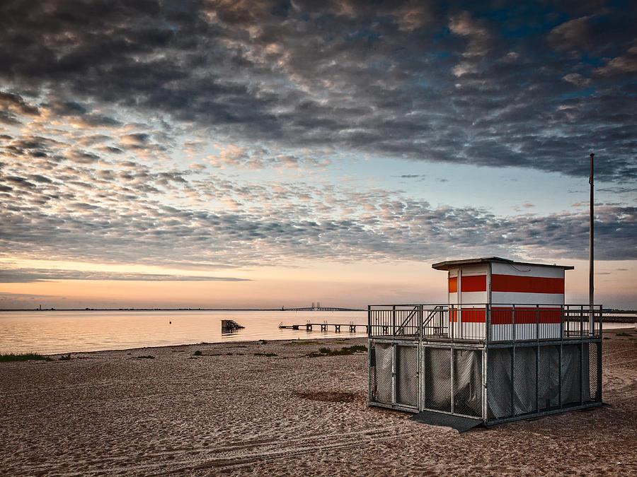 Beach Sunrise IV by Stefan Nielsen