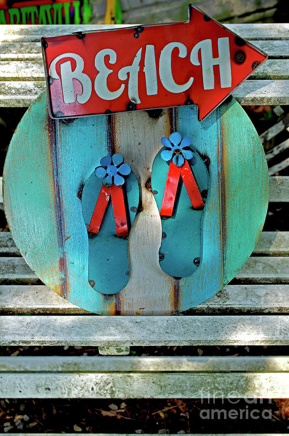 Beach This Way by Randy Pollard