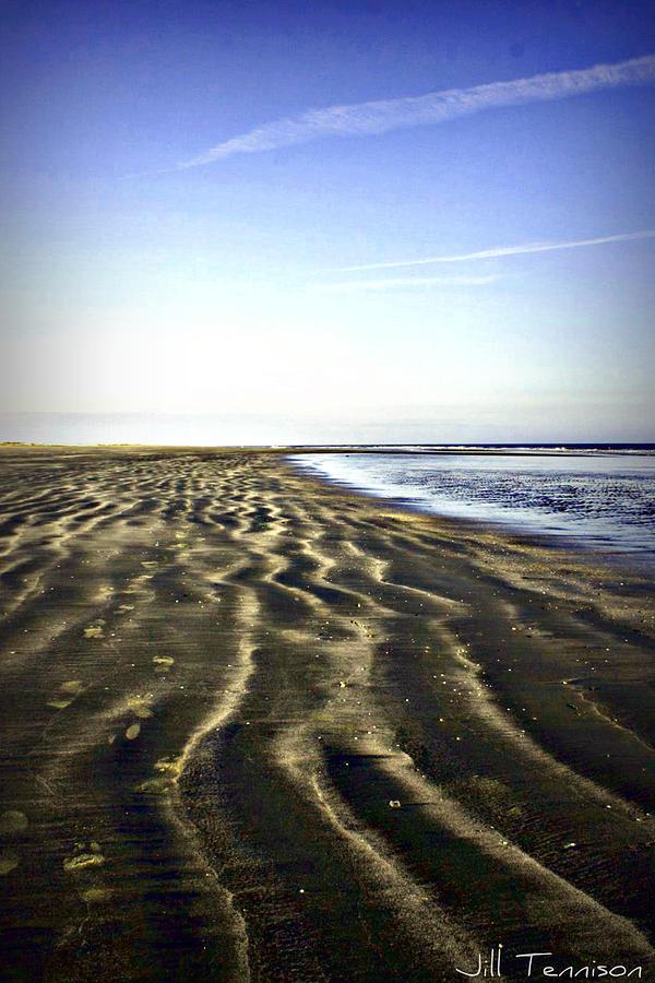 Beach Photograph - Beach Walk by Jill Tennison
