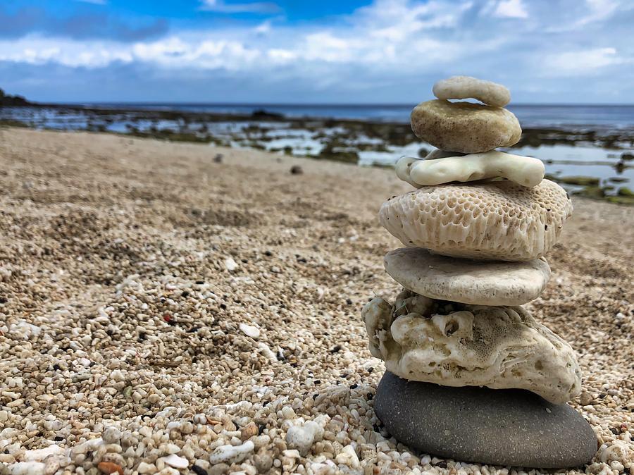 Zen Photograph - Beach Zen by Brian Eberly
