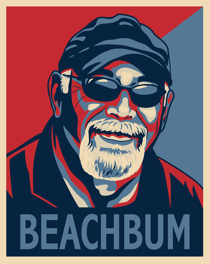 Beachbum by Sue  Brehant