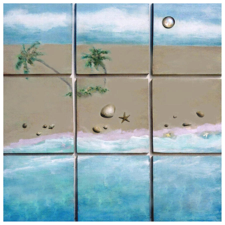 Beaches Cubed by Mary Ann  Leitch