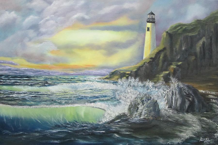 Beacon of Hope by Robert Clark