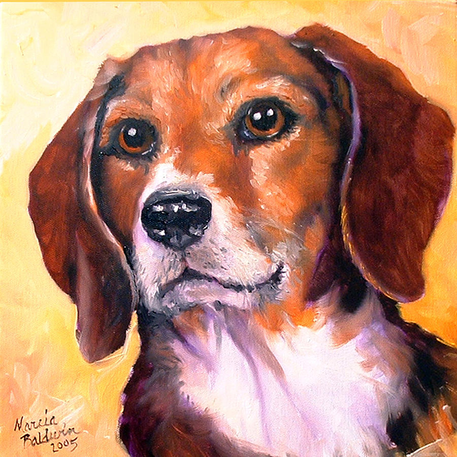 BEAGLE BILLY by Marcia Baldwin