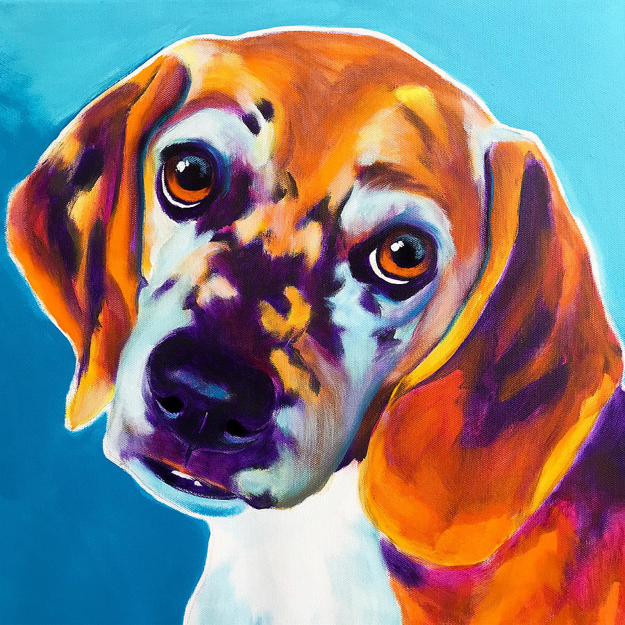 Beagle - BJ by Alicia VanNoy Call
