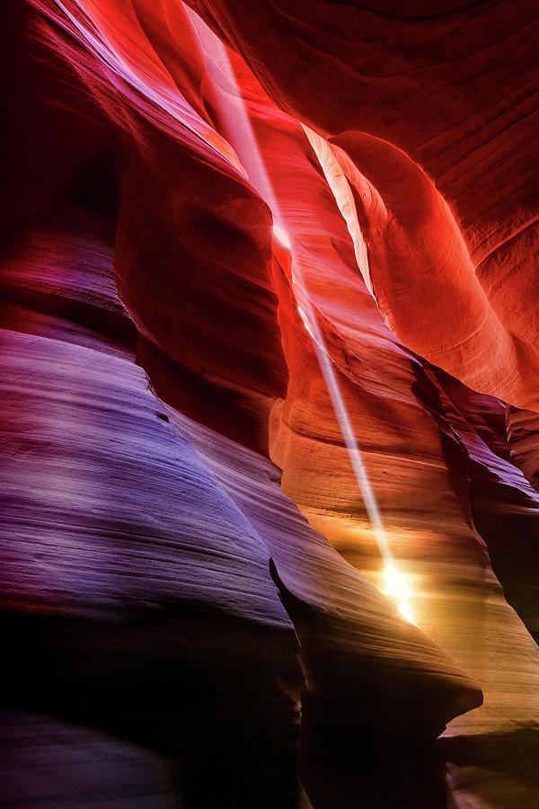 Beam of Light by Dianna Lynn Walker
