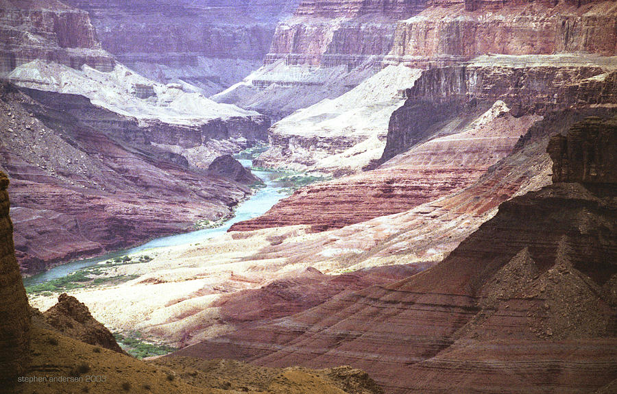 Beamer Trail, Grand Canyon by Stephen Andersen