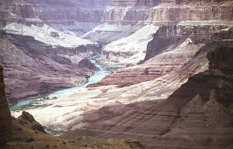 Beamer Trail Grand Canyon by Stephen Andersen