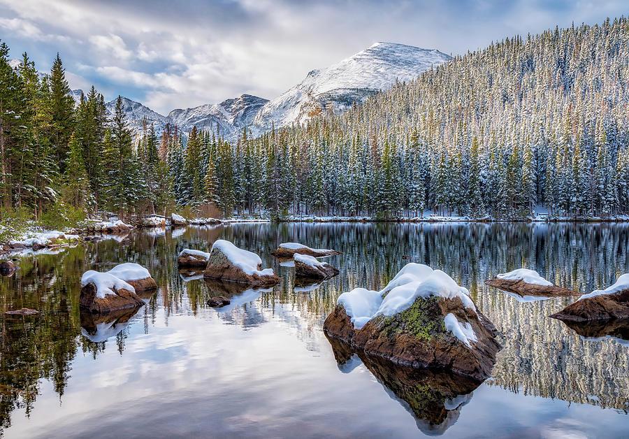 Bear Lake Holiday Photograph