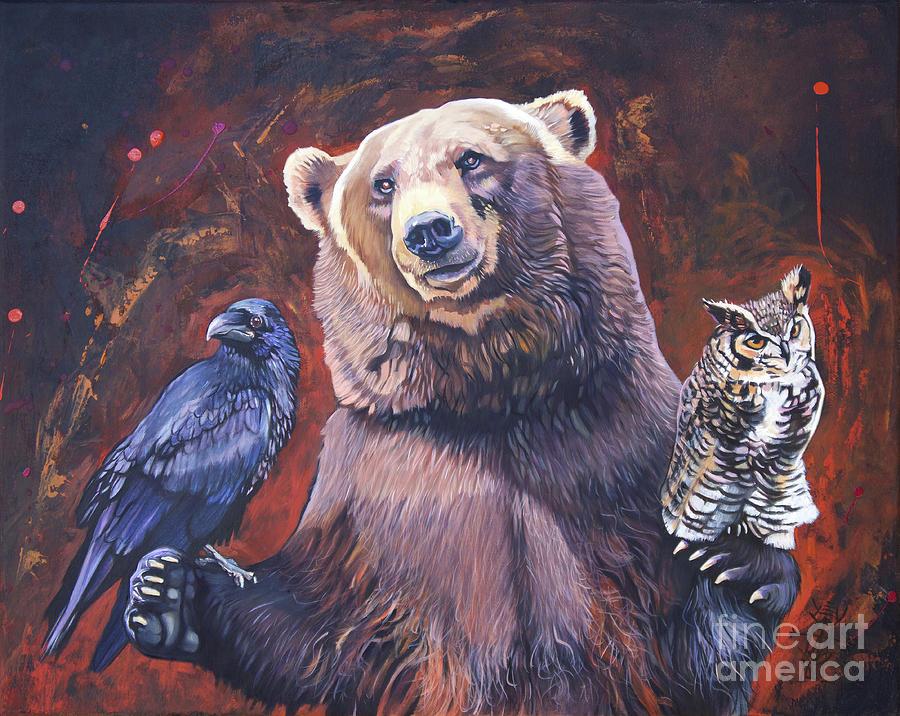 Bear the Arbitrator by J W Baker