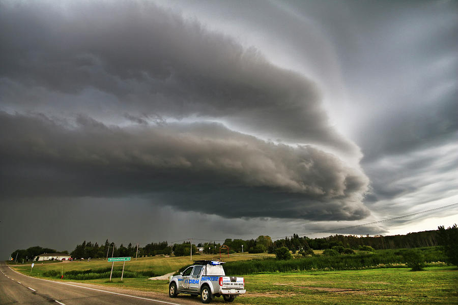 Beast over Yorkton by Ryan Crouse