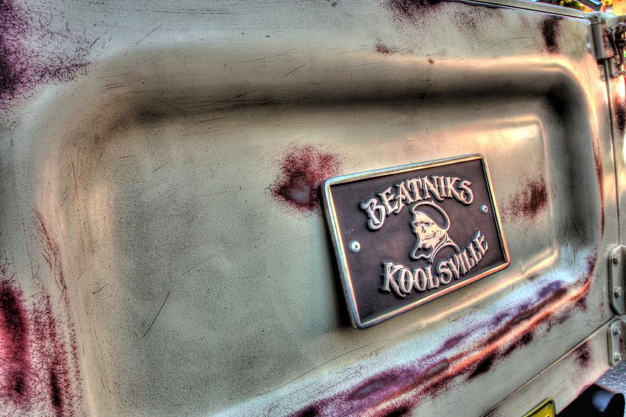 Beatniks - Koolsville Photograph by Ian  Ramsay