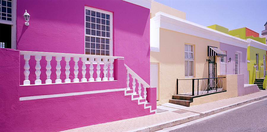 Inspiration Photograph - Beautiful Bo Kaap by Shaun Higson