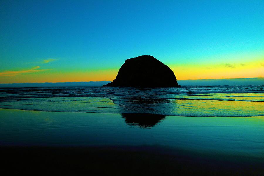 Beautiful Coastline Photograph