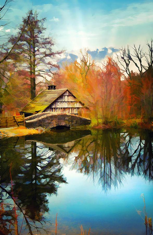 Beautiful Nature Art Painting