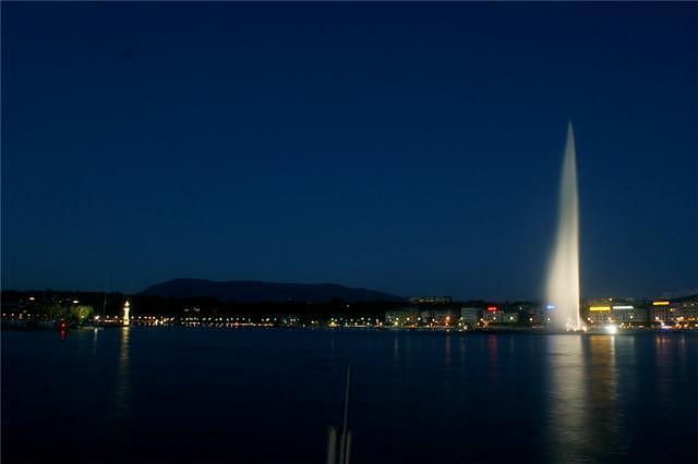 Beautiful Geneva Photograph by Raissa Ghezzani