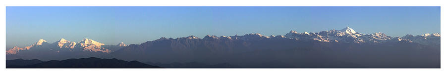 Landscape Photograph - Beautiful Himalaya by Atul Daimari