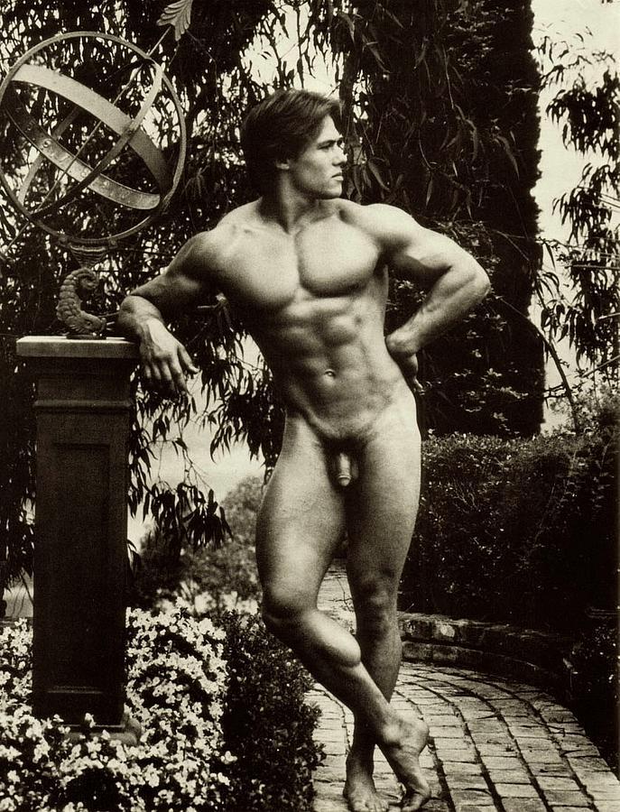 Vintage nude professional male athletes, jangli sex