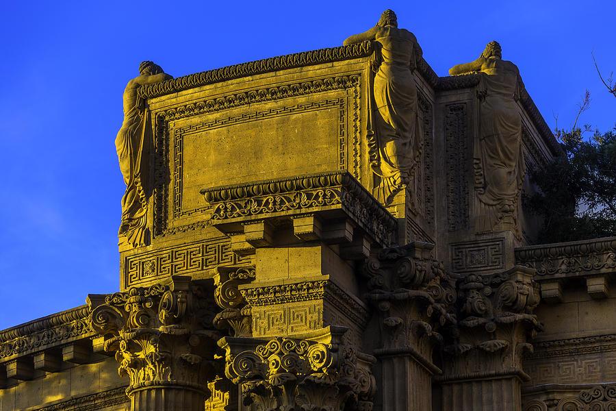 Palace Of Fine Arts Photograph - Beautiful Palace Of Fine Arts by Garry Gay