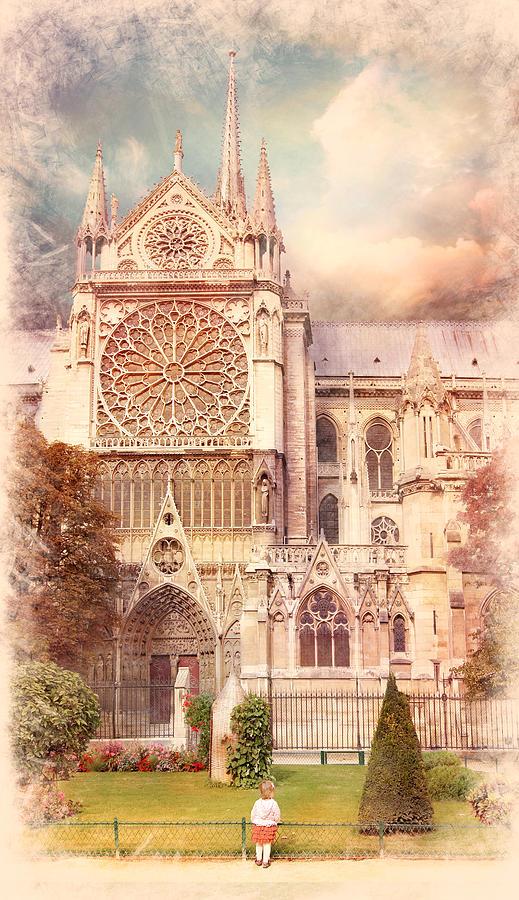 Branch Photograph - Beautiful Paris by Marina Grey