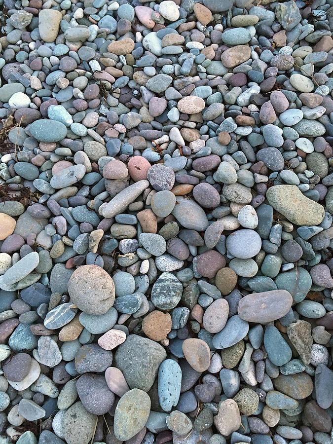 Rock Photograph - Beautiful Pile by Selinda Van Horn
