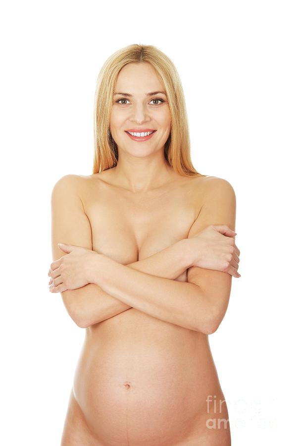 pic woman Breast pregnant