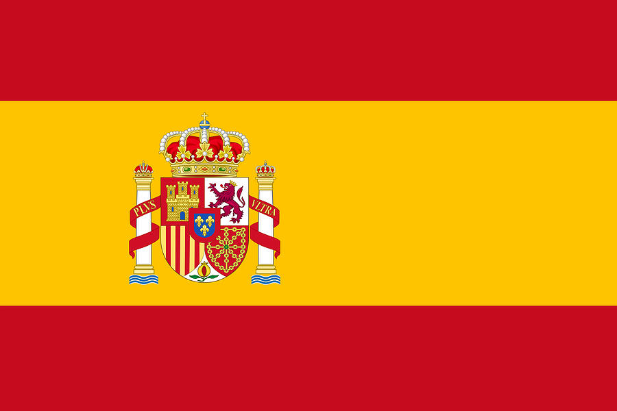 Image result for spain flag