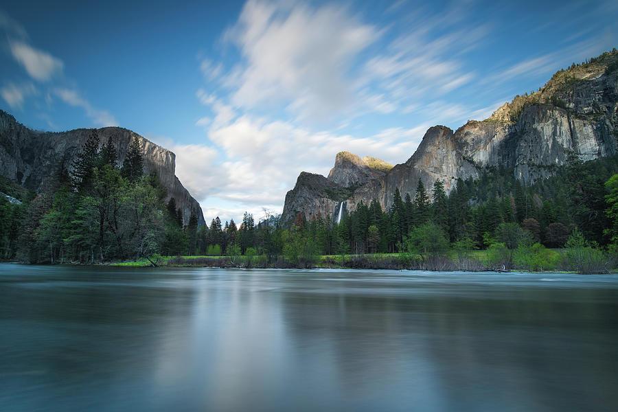 Yosemite Photograph - Beautiful Yosemite by Larry Marshall