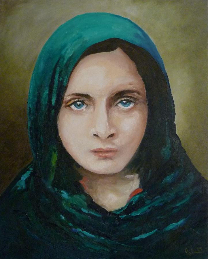 Diko Painting - Beauty by Diko