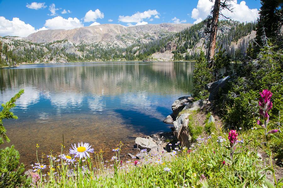 Beauty Lake by Gary Beeler