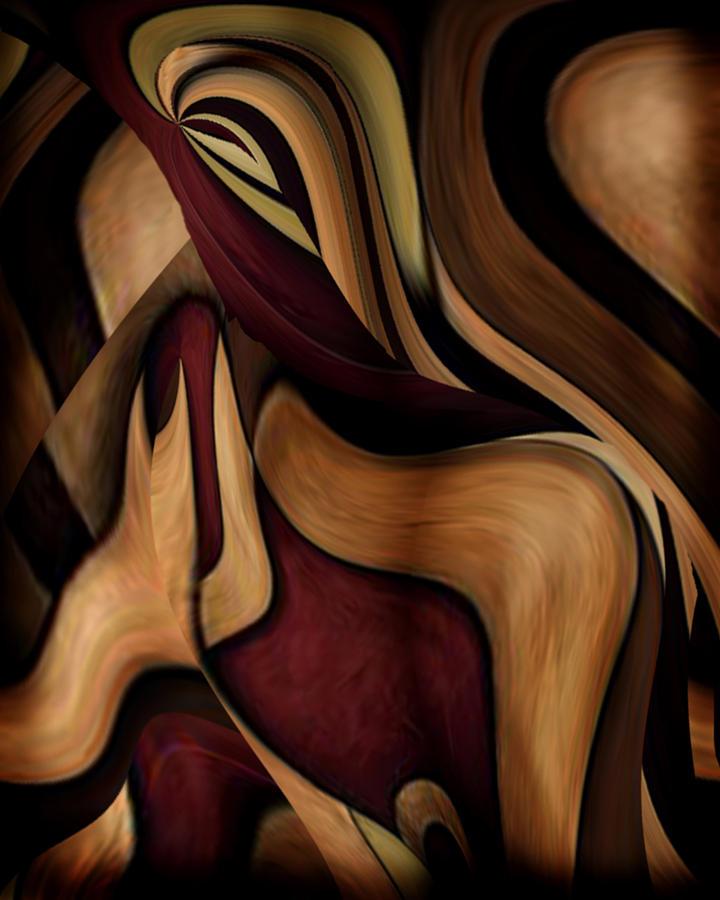 Beauty Queen Painting - Beauty Queen by Jill English