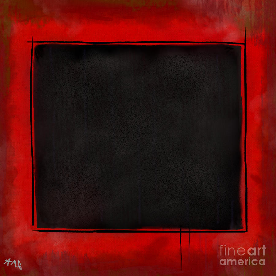 Abstract Painting - Beauty Squared by Andrew Garza
