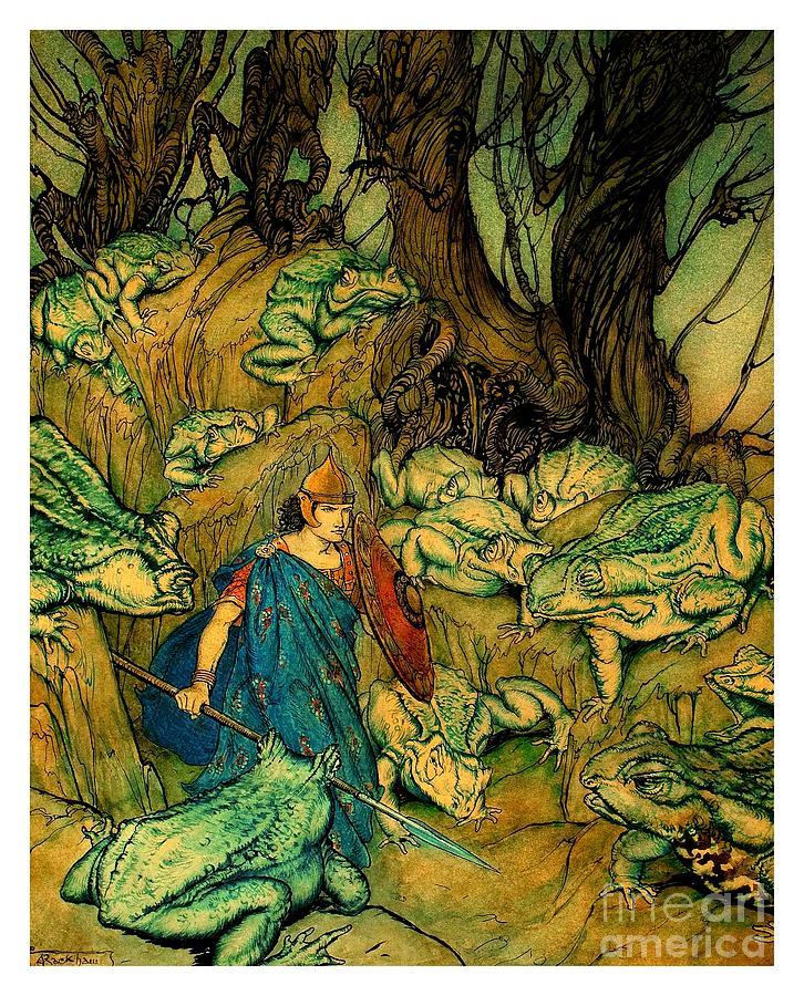 Becuma Of The White Skin 1920 Medieval Irish Mythology