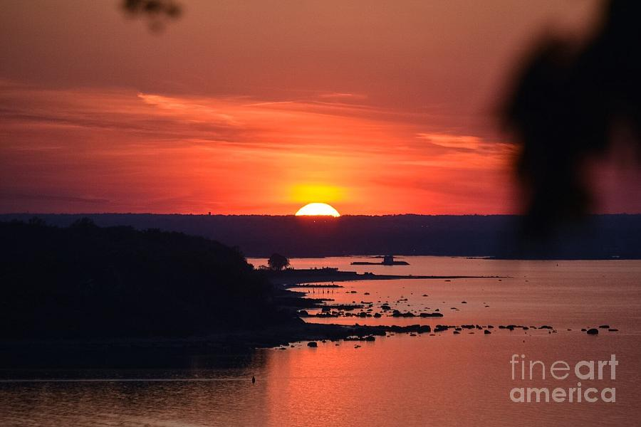 Sunset Photograph - Bed Time by Stephanie  Varner
