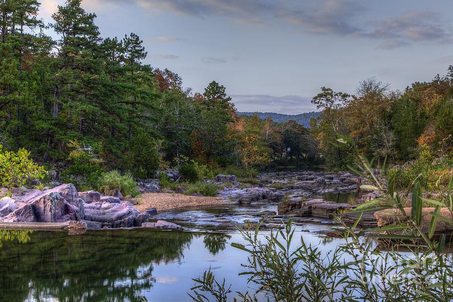 2015 Photograph - Bedrock by Larry Braun