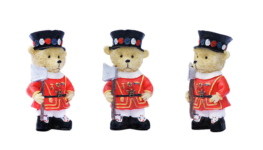 Beefeaters by Meirion Matthias